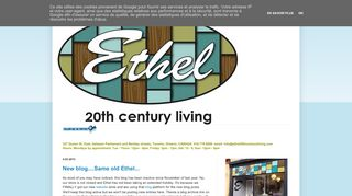 Ethel 20th Century Living