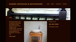 Elbers Antiques & Refinishing