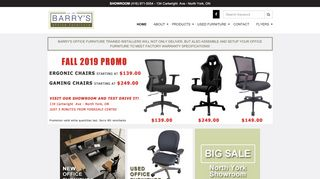 Barry's Office Furniture