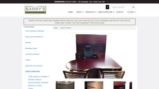 Barry's Used Office Furniture