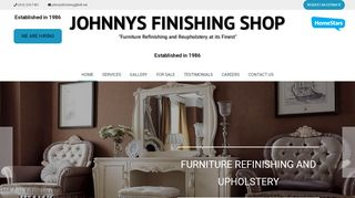 Johnny's Finishing Shop