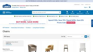 Lowe's Massage Chairs